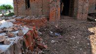 Ukrayna'da Bombalı Saldırı Sonucu Kilise Yıkıldı