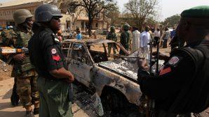 500'den Fazla Nijeryalı Hristiyan Katledildi