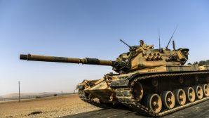 Suriye Cerablus'a askeri harekat başlatıldı