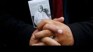 Fransa'da Öldürülen Rahip İçin Tören Düzenlendi