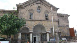 Kayseri Meryem Ana Kilisesi, kütüphane oluyor