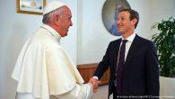 Papa, Facebook'un yoksullukla mücadele için kullanılmasını istedi
