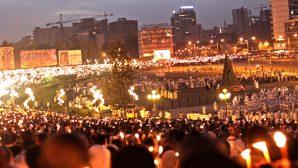 Gerçek Haçın Keşfedilişi Festivali Etiyopya'da Kutlandı