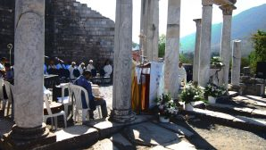 Theotokos Bayramı, Efes'te Kutlandı