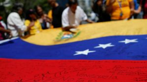 Venezuelalı Hristiyanlar, Ülkeleri İçin Dua Çağrısında Bulundu