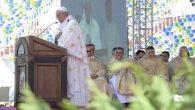 Papa, Gürcistan'da birlik vurgusu yaptı