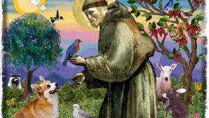 Aziz Assisili Fransis Anılıyor