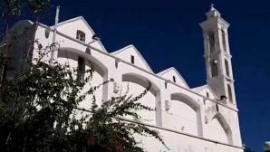 Kıbrıs Archangelos Michael Kilisesi Restore Ediliyor