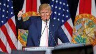 Amerika Trump'ı Seçti !