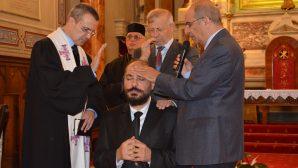 Cem Ercin pastör olarak atandı