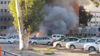 Adana Valiliği'ne Bombalı Saldırı