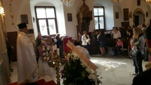 Mersin Rum Ortodoks Kilisesi İsim Gününü Kutladı