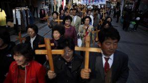 Kuzey Koreli Hristiyanlar Tanrı'ya Daha Çok Benzemek İstiyor