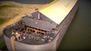 Nuh'un Gemisi Atlantik'i Geçecek