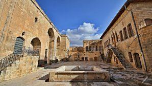 Urfa'daki Süryani Reji Kilisesi Kültür Merkezi Oldu