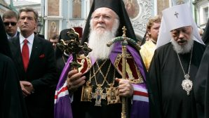 Arrest of four people suspected for burglary at Ecumenical Patriarch Bartholomew's home