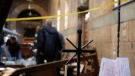 Kahire'de Pazar Ayini Sırasında Bombalı Saldırı