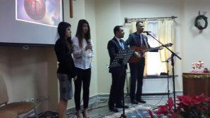 Diyarbakır'daki Noel Kutlamalarında Barış Mesajları Verildi