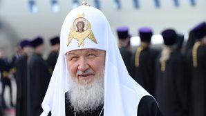 Patrik Kirill, Fransa ve İsviçre'yi Ziyaret Ediyor
