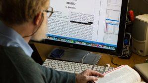 Tarihi Kilise Kitapları Dijital Ortama Aktarılacak