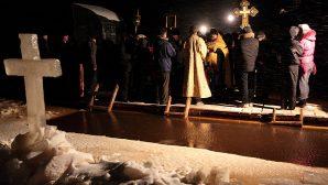Moskova'da Epifani Hazırlıkları Sürüyor