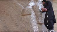 Ninova Vadisi'ndeki Tarihi Yapılar Onarılamaz Halde