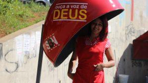Sao Paulos Sokaklarında Tanrı'nın Sesi Duyuluyor