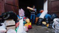 Ukrayna Ortodoks Kilisesi'nden Mültecilere 12 Ton Erzak