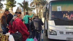 Hristiyanlar Kuzey Sina Bölgesini Terk Ediyor