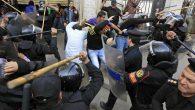 Polis, Güney Mısır'da Hristiyan Karşıtı Çetelerle Çatıştı