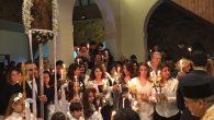 Mersin'de Coşkulu Bir Kutsal Hafta Geçti