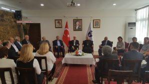 Mersin Rum Ortodoks Kilisesi, İl Protokolünü Ağırladı