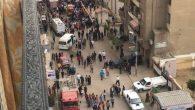 Mısır'da Kiliseye Hain Saldırı