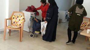 Anadolu Hristiyan Toplulukları Derneği'nden Ücretsiz Çamaşırhane