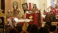 İskenderun Katolik ve Ermeni Kiliselerinde Paskalya Bayramı Kutlandı