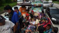 Filipinlerde Dehşet Saçtılar
