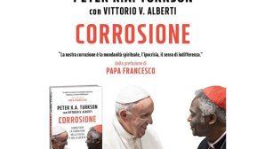 Papa Françesko Yolsuzluk Üzerine Kitap Önsözü Yazdı