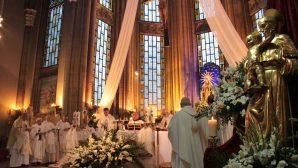 İstanbul'da Aziz Antuan Bayramı Kutlaması