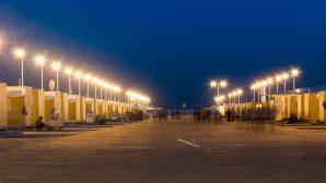 Dünyadaki İlk Güneş Enerjili Mülteci Kampı
