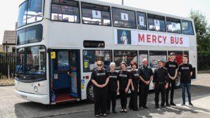"""İskoçya'da """"Merhamet Otobüsü"""""""