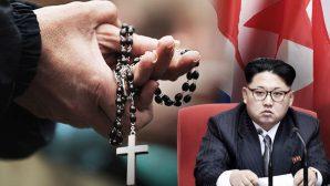 Kuzey Kore'den bir Papazın Yardımlarıyla Kaçan Kadın Korkunç Anılarını Anlattı