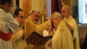 Peder Orhan Çanlı'nın Korepiskoposluk Kutsanması Gerçekleştirildi!
