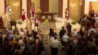 Hristiyan Mültecilere Devasa Kilise