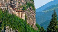 Sümela Manastırı, Kuş Bakışı İzlenebilecek