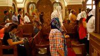 Kıpti Kilisesi Meryem Ana'nın Göğe Alınışı Bayramına Hazırlanıyor