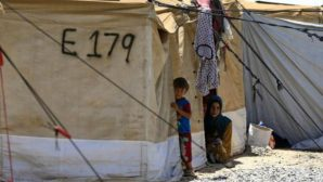 Musul Savaşından Sonra Yüzlerce Kaybolmuş Çocuk Bulundu