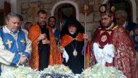 Vakıflı Köyü'nde Meryem Ana Bayramı Coşkusu