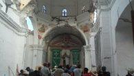 Depremde onlarca kilise yıkıldı