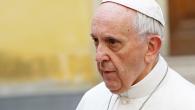 Papa, Kasırga Mağdurlarının Acılarını Paylaştığını Açıkladı