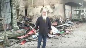 IŞİD Rehinesi Rahip Kurtarıldı